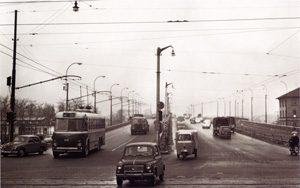 Il ponte della Ghisolfa, a Milano. Foto: vecchiamilano.wordpress.com