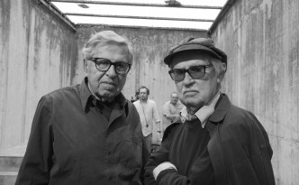 Paolo y Vittorio Taviani.